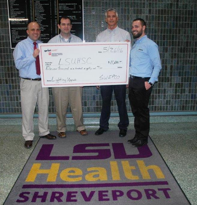lsuhsc EE earnings check presentation