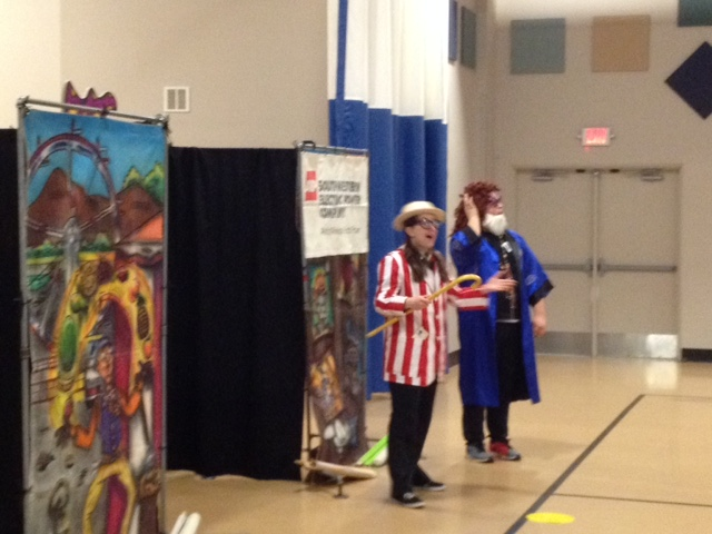 SWEPCO presents The Safety Circus In-School Performances
