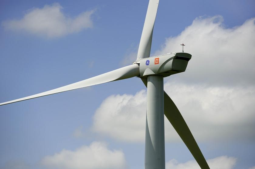 GE 2_5 MW turbine